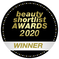 Beauty Shortlist Awards 2020 WINNER