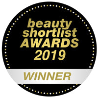 The Beauty Shortlist Awards 2019 BEST NATURAL/ORGANIC BRAND – SCANDINAVIA