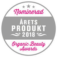 Nominert til Årets Produkt – Organic Beauty Awards 2018