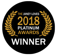 Best Facial Cleanser - The JANEY LOVES 2018 Platinum Award