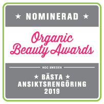 Organic Beauty Awards nominert til beste ansiktsrens