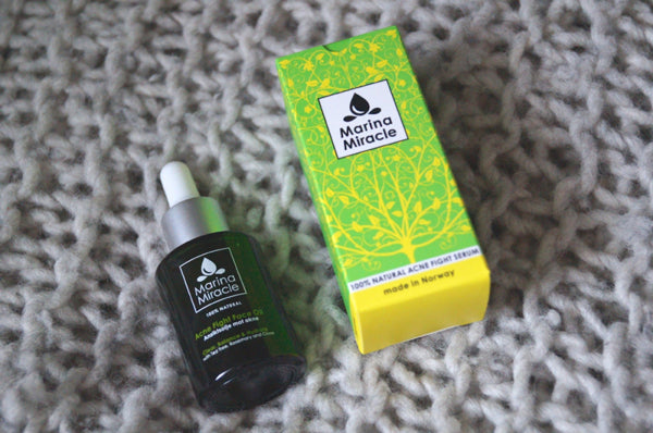 Celina Stamper with Acne Fight Serum