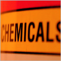 Harmful chemicals in cosmetics and creams.