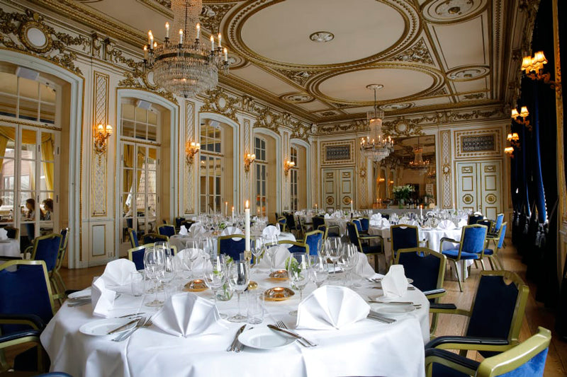 grand hotel dining room