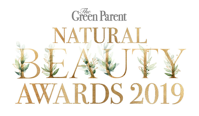 Green Parent Natural Beauty Awards 2019 WINNER