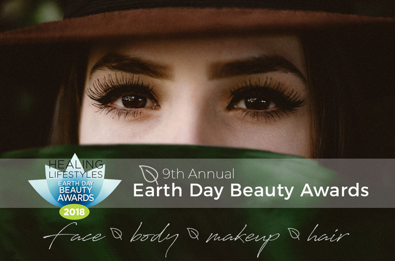 Healing Lifestyles earth day awards Best cleansing oil 2018