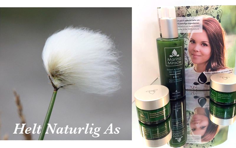 Helt Naturlig at Storslett is a new retailer of Marina Miracle
