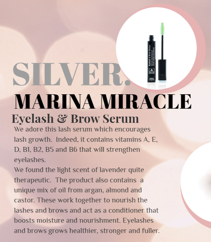 Makeup Global Awards 2020 Marina Miracle
