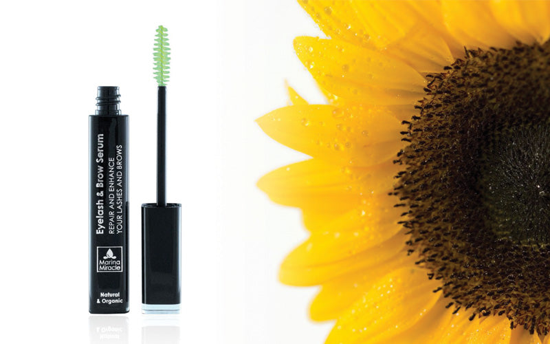 Re-lansering av Eyelash Serum
