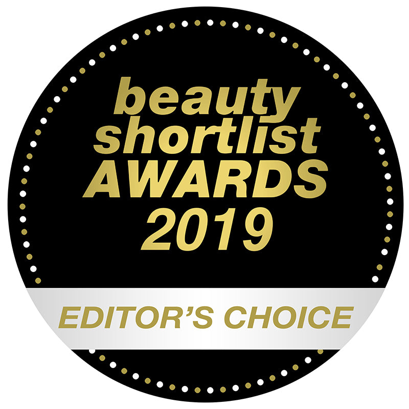 Beauty Shortlist Awards 2019 - Editors Choice