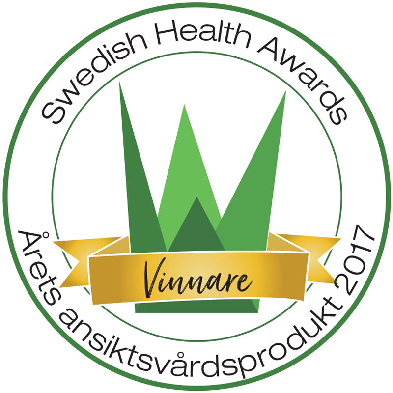 Årets ansiktsprodukt - Swedish Health Awards