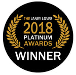 Best Facial Cleanser in the The JANEY LOVES 2018 Platinum Award