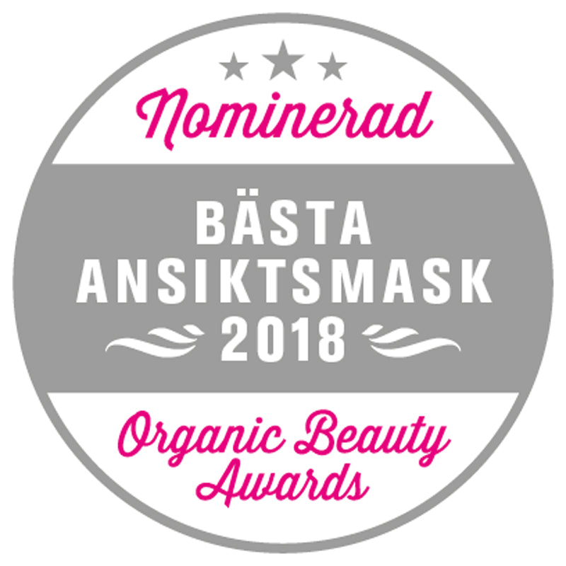Shea Hydration Mask - Best face mask 2018 Organic Beauty Awards