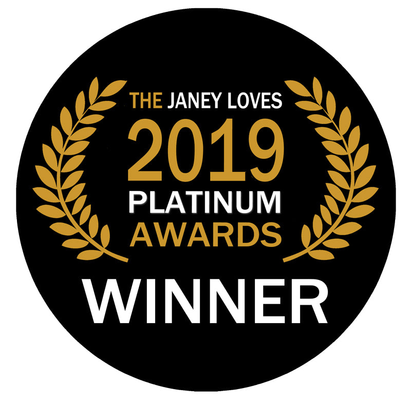 The Janey Loves Platinum Award - Best Exfoliator