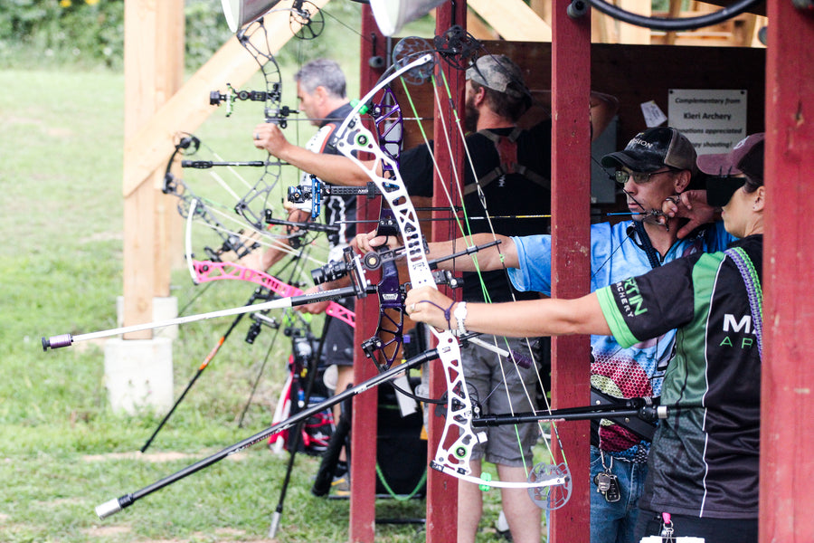 Exploring shot details with the BOWdometer archery practice companion