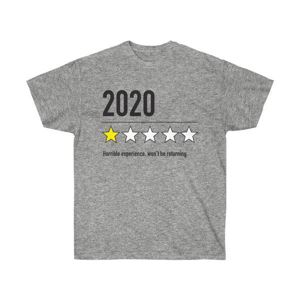 Funny Review of 2020