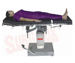 C - Arm Hydraulic Surgical Operating Table