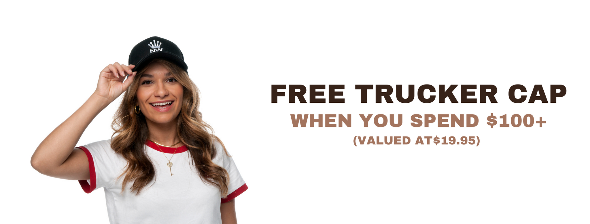 Free trucker cap when you spend over $100 at National Workwear Gold Coast Australia. High quality affordable workwear