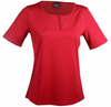 Stencil - 1258S - LADIES SILVERTECH TOP S/S