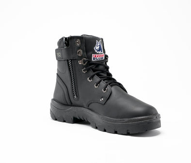 Steel Blue Boots Argyle Zip Non Safety Boot at National Workwear Australia Gold Coast.