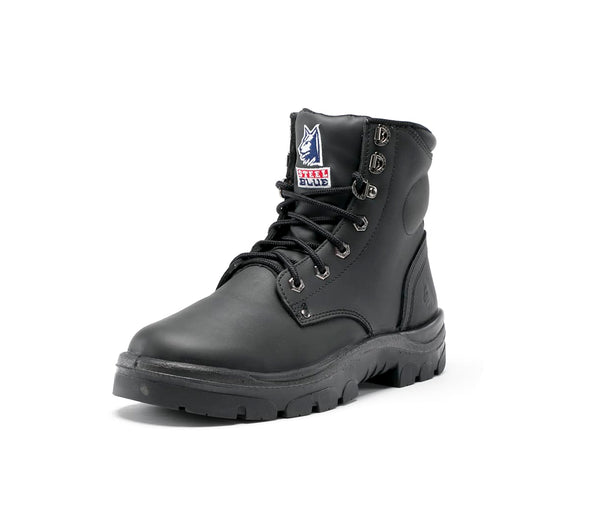 Steel Blue Boots Argyle Zip at National Workwear Australia Gold Coast.