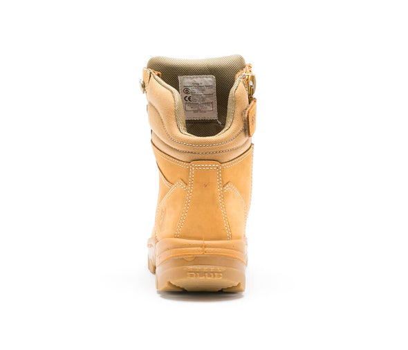 Steel Blue Boots Southern Cross Zip at National Workwear Australia Gold Coast.