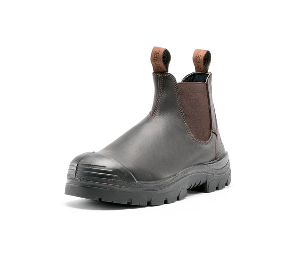 Steel Blue Boots Hobart TPU Bump Cap Boot at National Workwear Gold Coast Australia.