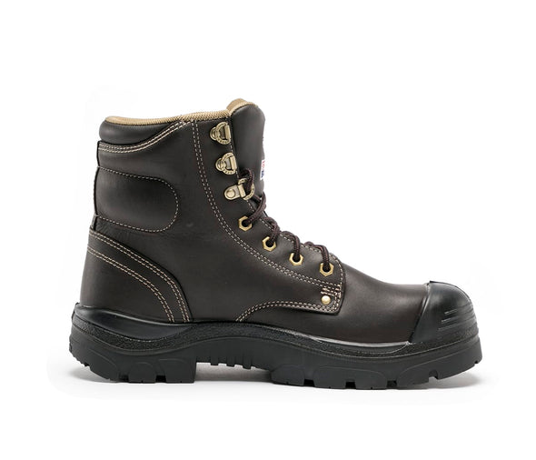 Steel Blue Boots Argyle TPU Bump Cap Boot at National Workwear Gold Coast Australia.