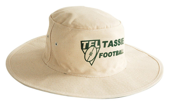 Headwear - Canvas hat - Cricket style - 3795 - National Workwear Australia