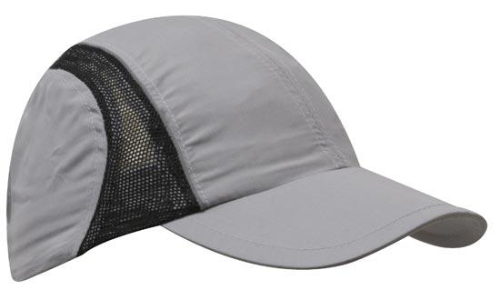 Headwear - 4PNL Sports with mesh inserts - 3814 - National Workwear Australia