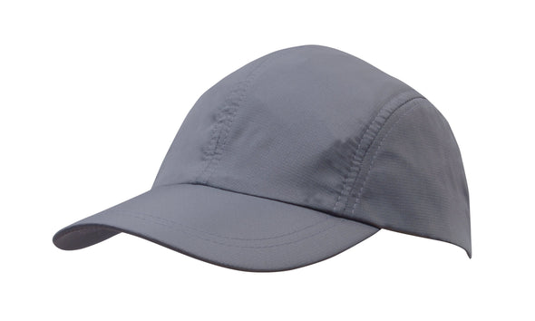 Headwear - 4Pnl Sport Ripstop W/Towel S/B - 4005 - National Workwear Australia