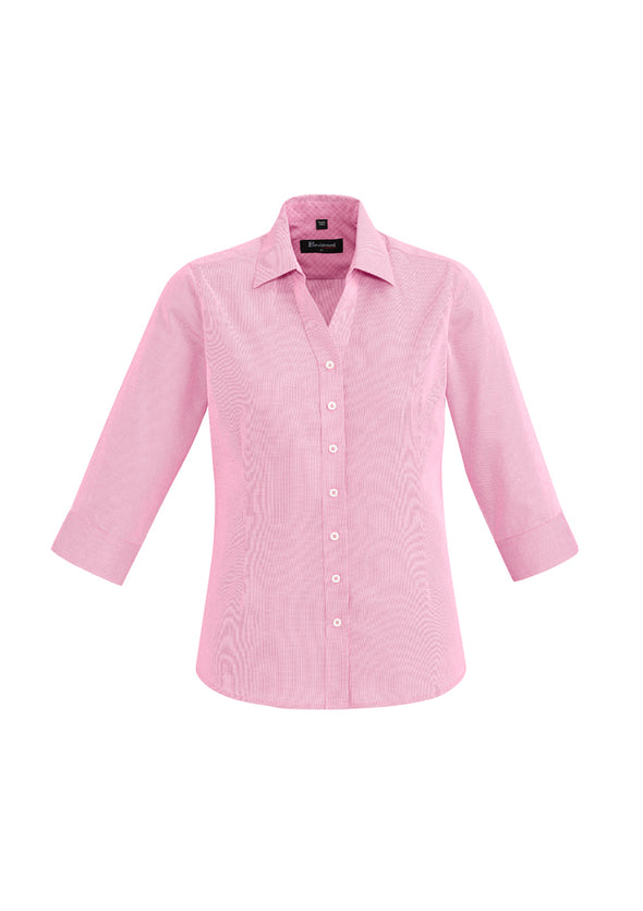 Biz Corporates - 40311 - Womens Hudson 3/4 Sleeve Shirt