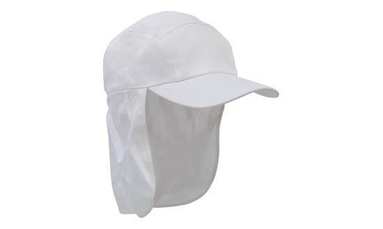 Headwear - Poly Cotton Legionnaire - 5 panel - 4057 - National Workwear Australia