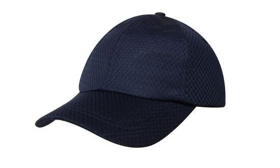 Headwear - 6PNL Sport Mesh cap - 4078 - National Workwear Australia