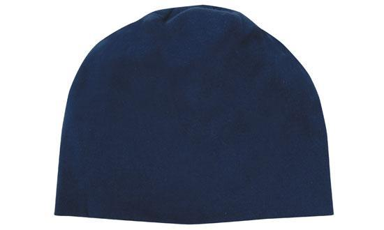 Headwear - Cotton Beanie - 4108 - National Workwear Australia