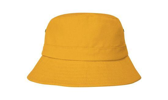 Headwear - BST Child's bucket Hat - 4131 - National Workwear Australia