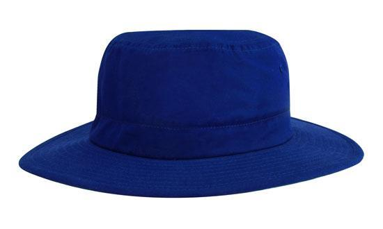 Headwear - Micro Fibre Bucket hat - 4134 - National Workwear Australia