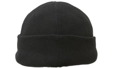 Headwear - Micro Fleece Beanie - 4235 - National Workwear Australia