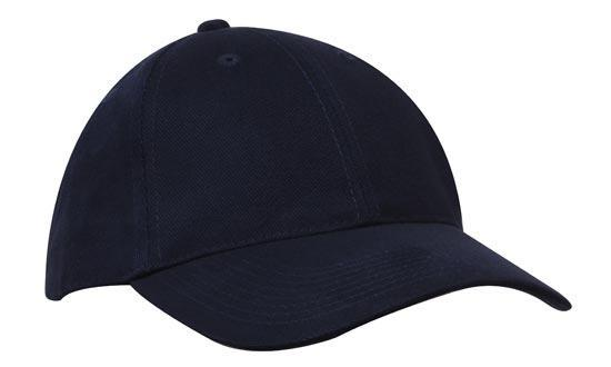 Headwear - Unstructured Brushed Cotton Cap - 4241