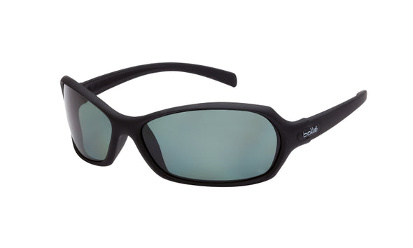 Bollé 1662215 Hurricane Green Polarised Lens Safety Sun Glasses at National Workwear Gold Coast Australia