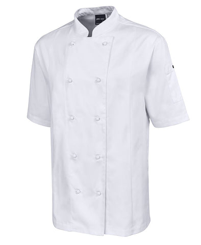 JB's Wear 5CVS Ladies S/S Vented Chef Jacket