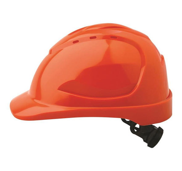 Paramount - PM Hard Hat Vented Ratchet - HHV9R - National Workwear Australia