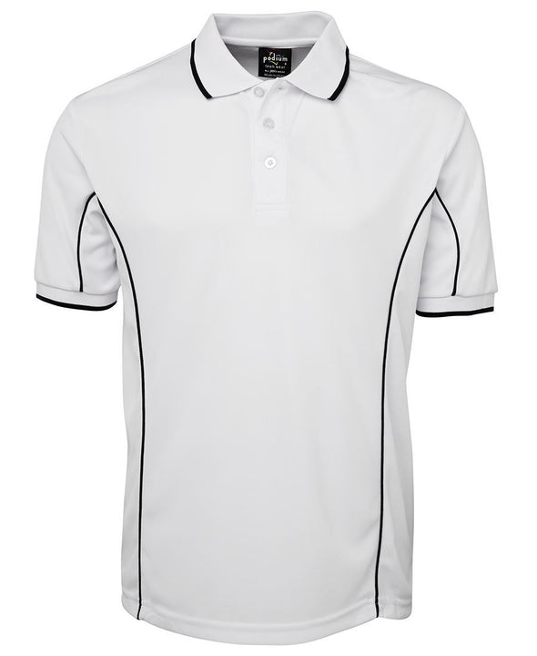 S/S Piping Polo 7PIP - National Workwear Australia