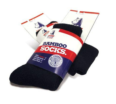 FREE Steel Blue Bamboo Socks (valued at $19.95) with any Steel Blue boot purchase. - National Workwear Australia
