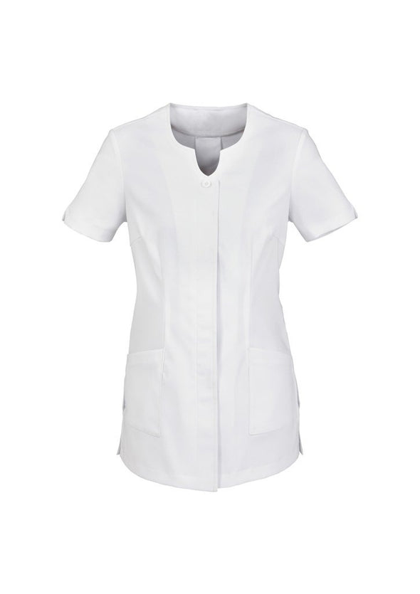 Biz Care - Ladies Eden Tunic - H133LS - National Workwear Australia