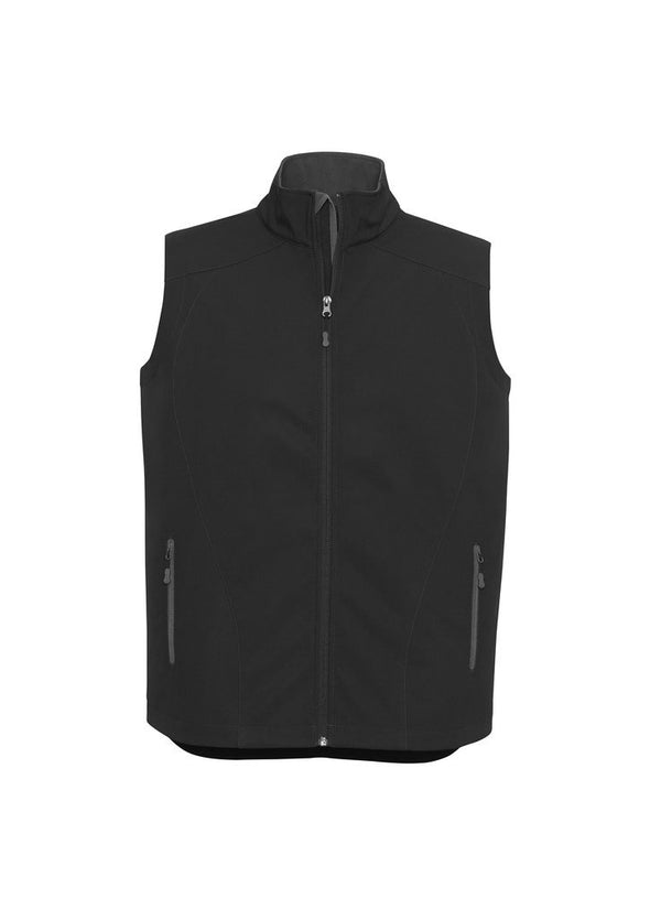 Biz Care - Men's Geneva Vest - J404M - National Workwear Australia