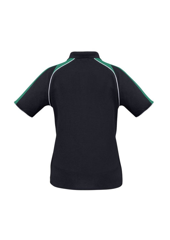 Biz collection  - Ladies Triton Polo - P225LS - National Workwear Australia