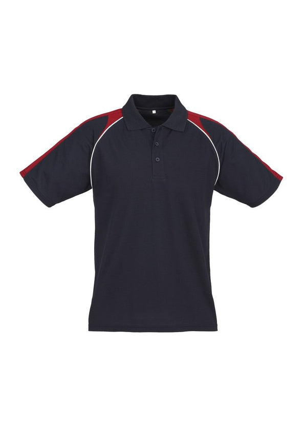 Biz collection - Men's Triton Polo - P225MS - National Workwear Australia