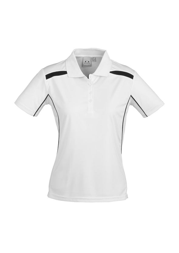 Biz collection - Ladies United Short Sleeve Polo - P244LS - National Workwear Australia