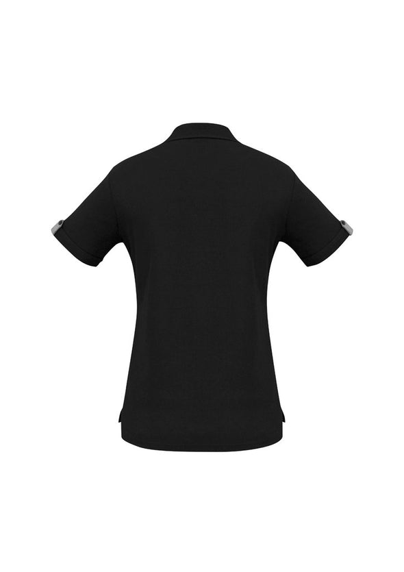 Biz collection - Ladies Edge Polo - P305LS - National Workwear Australia